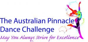 The Australian Pinnacle Dance Challenge Logo